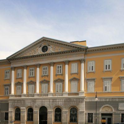 Stanze del complesso ricettivo di Opera Figli del Popolo Trieste